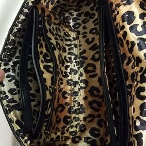 Kate Landry Bags - Black Clutch purse